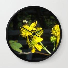 Pollen for my Queen Wall Clock