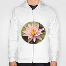 Pink Lily Bloom Hoody