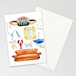 Friends Stationery Cards