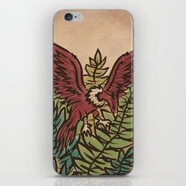 The Guardian Eagle iPhone Skin