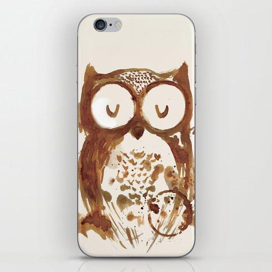 Too Early Bird iPhone & iPod Skin