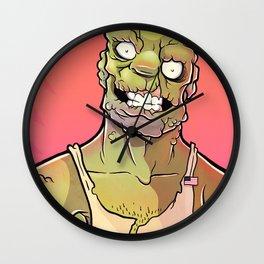 The Toxic Avenger Wall Clock