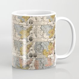 United States - The presidential elections - 1877 Coffee Mug