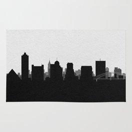 City Skylines: Memphis Rug