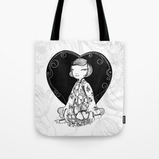 French! French! French! Tote Bag