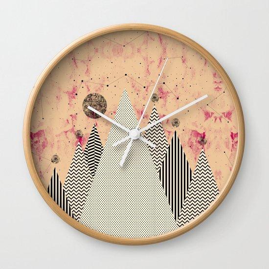 M.F. V. xii Wall Clock