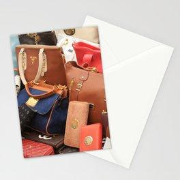 Women's Designer Handbags Stationery Cards