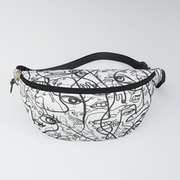 coloringbook1 Fanny Pack