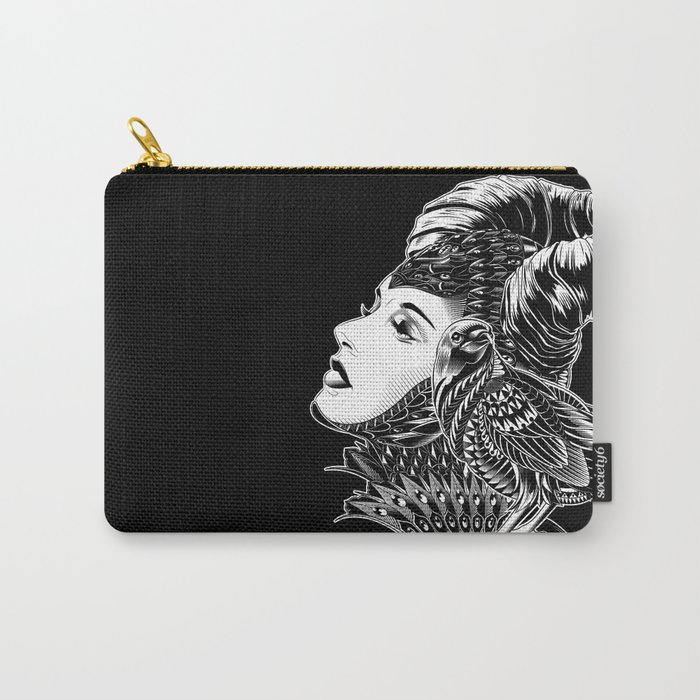 Maleficent Tribute Carry-All Pouch