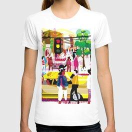 El Eje Central T-shirt