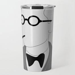 Le Corbusier Travel Mug