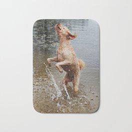 Water Jump Bath Mat