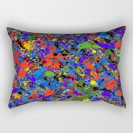Abstract #738 Rectangular Pillow