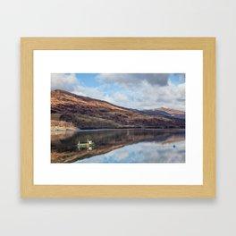 Loch Carron Framed Art Print