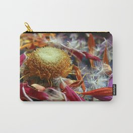 Flower Deconstruction 1 Carry-All Pouch