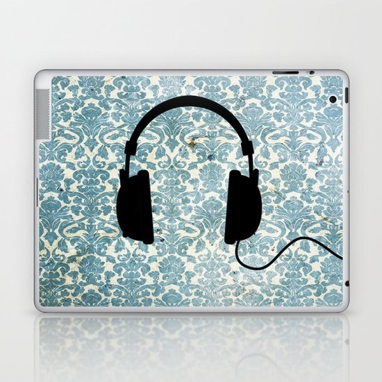 Listen Up Laptop & iPad Skin