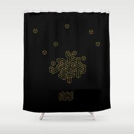 Ace Shower Curtain