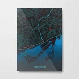 Toronto ON Canada Metal Print