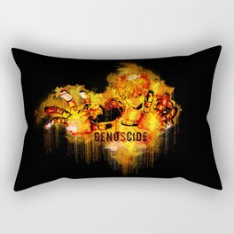 Genos from One Punch Man Rectangular Pillow