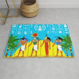 Egyptian Day Rug
