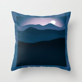 Landscape N2 Throw Pillow