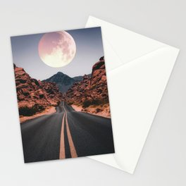 Mooned Stationery Cards