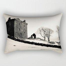 Castle on the Hill Rectangular Pillow