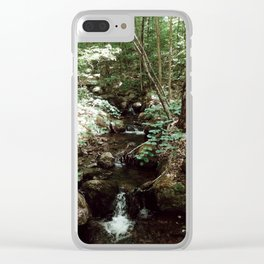 Johannsen IV Clear iPhone Case