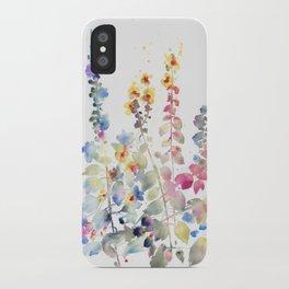 fiori II iPhone Case