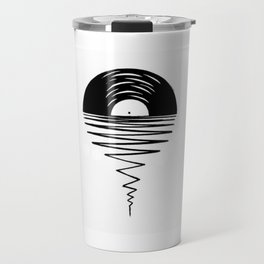 Record Sunsets Travel Mug