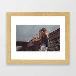 The Heist Part VI Framed Art Print
