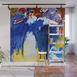 Wassily Kandinsky Impression VI Wall Mural