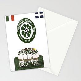 Celtic Football Club  Stationery Cards