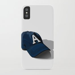 Baseball Cap iPhone Case