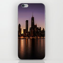 Chicago Skyline - new! iPhone Skin