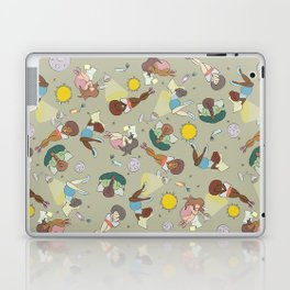 For the love of Books 02 Laptop & iPad Skin