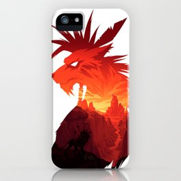final fantasy iPhone Case