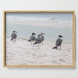 Destin Emerald Coast Shorebirds Serving Tray