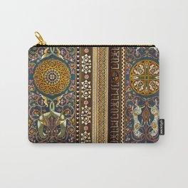 Sicilian ART NOUVEAU Carry-All Pouch