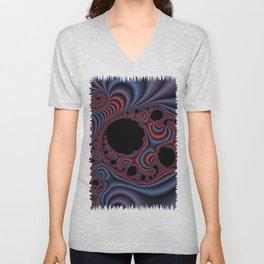 fractal Fantasy Unisex V-Neck