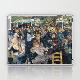 Pierre-August Renoir's Bal du moulin de la Galette Laptop & iPad Skin