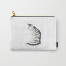 Cat art Carry-All Pouch