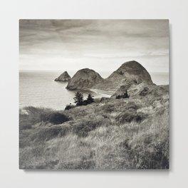 ... L'île du bout du Monde II ... Metal Print