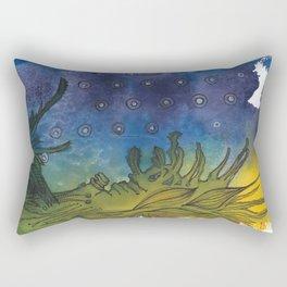 Poseidon Games Rectangular Pillow