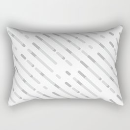 Gray Abstract geometric background #society6 #decor #buyart #artprint Rectangular Pillow
