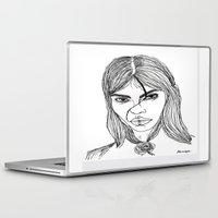 sassy Laptop & iPad Skins featuring sassy  by starudijia