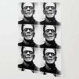 Frankenstein 1933 classic icon image, flawless, timeless horror movie classic Wallpaper