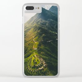 Northern Vietnam, Sapa Clear iPhone Case