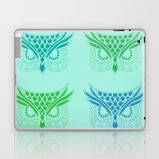 Owl Tribe II Laptop & iPad Skin