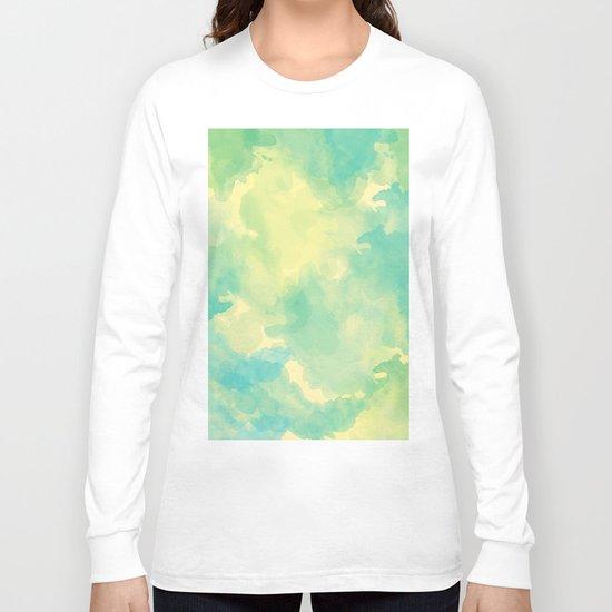 Abstract 42 Long Sleeve T-shirt
